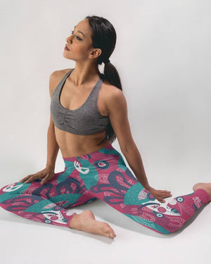 RADICAL x WASABI 'The SELF' Leggings