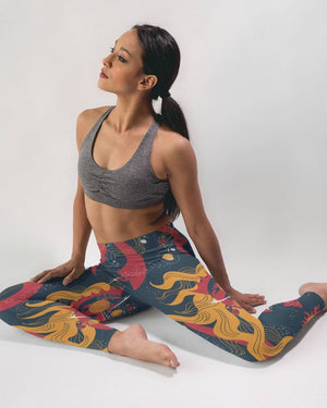 RADICAL x WASABI 'THE ULTIMATE OTHER' Leggings