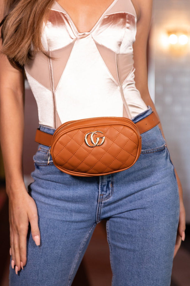 Lily Tan Bum Bag Belt