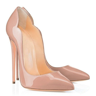 High Heel Pointed Pumps