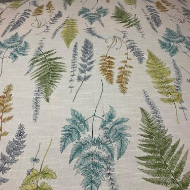 Ferntastic Extra Wide 180cm Wipe Clean Acrylic Tablecloth
