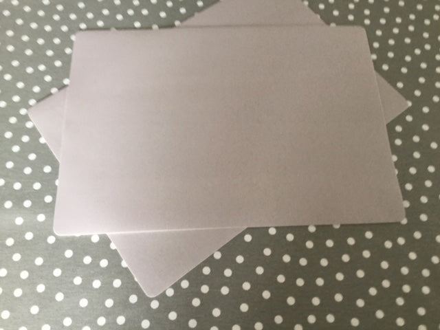 Light Grey Place Mat 30cm x 43cm ( sold in pairs)