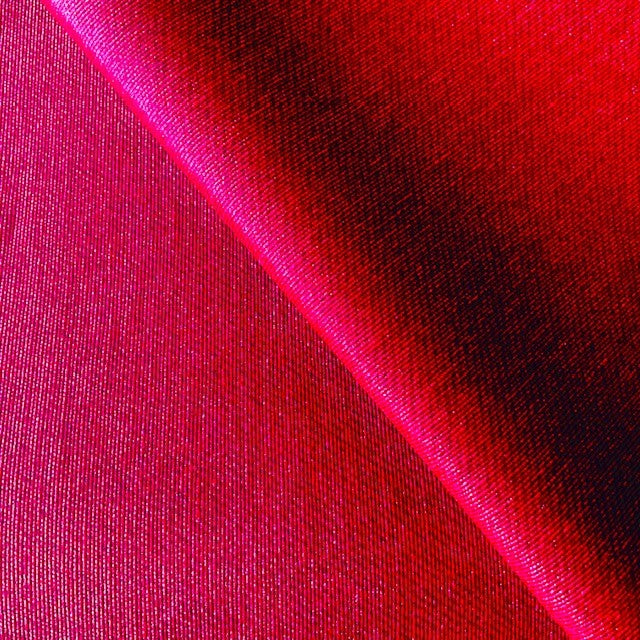 Red Linen Extra Wide 180cm Wipe clean Acrylic Tablecloth