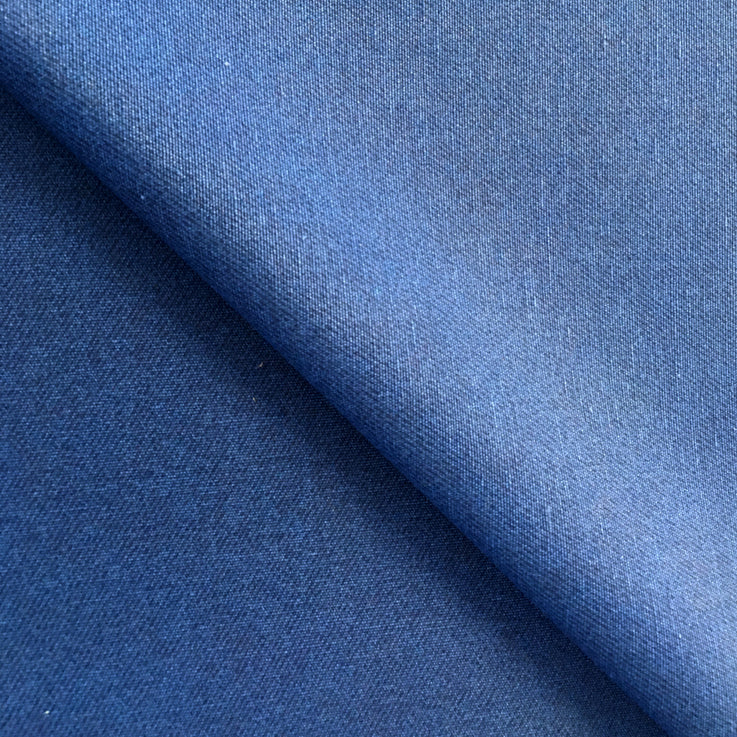 Ocean Blue Extra Wide 180cm Wipe clean Acrylic Tablecloth