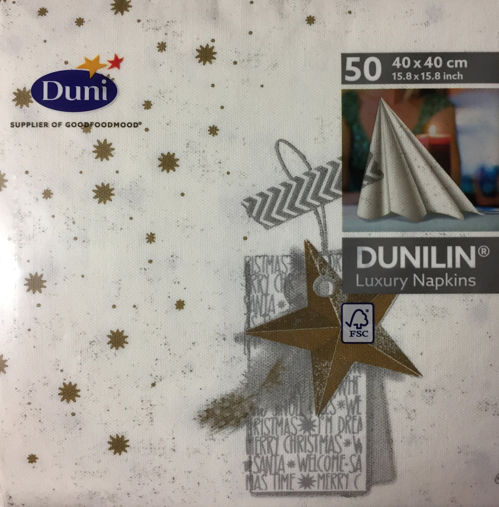 Duni - White Goldstar