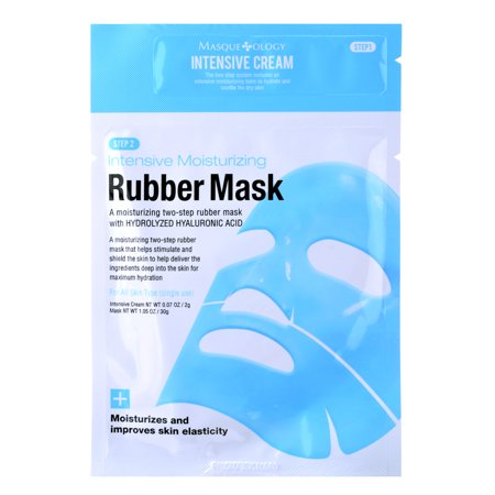 MASQUEOLOGY Intensive Moisturizing Rubber Mask