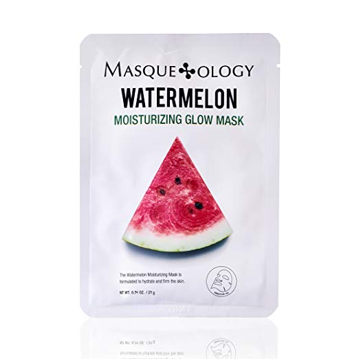 MASQUEOLOGY Watermelon Moisturizing Glow Mask - Philosophy Glow