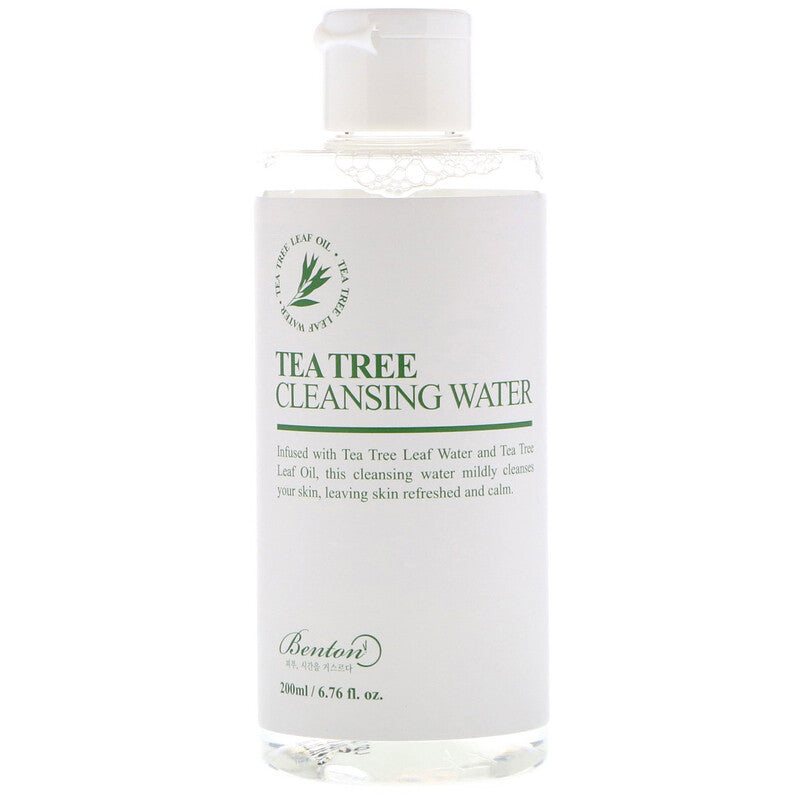BENTON Tea Tree Cleansing Water - Philosophy Glow