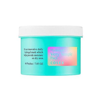 COSRX Hydrogel Very Simple Pack - Philosophy Glow
