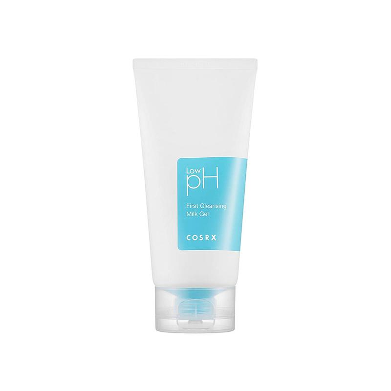 COSRX Low-pH First Cleansing Milk Gel - Philosophy Glow