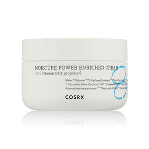 COSRX Hydrium Moisture Power Enriched Cream - Philosophy Glow