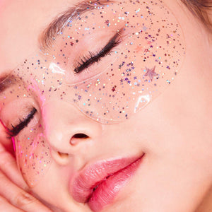 DR GLODERM Glitter Eye Mask Night - Philosophy Glow