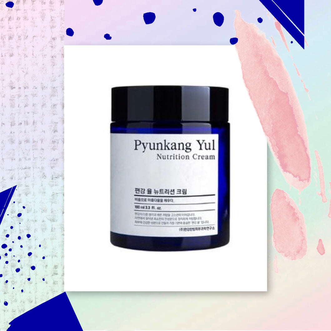 PYUNKANG YUL Nutrition Cream - Philosophy Glow