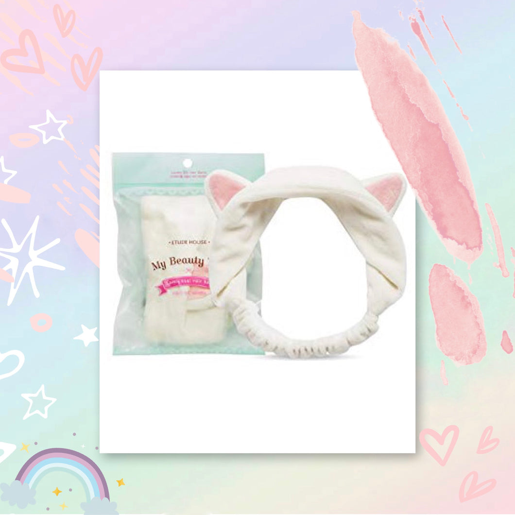ETUDE HOUSE My Beauty Tool Lovely Etti Hair Band - Philosophy Glow