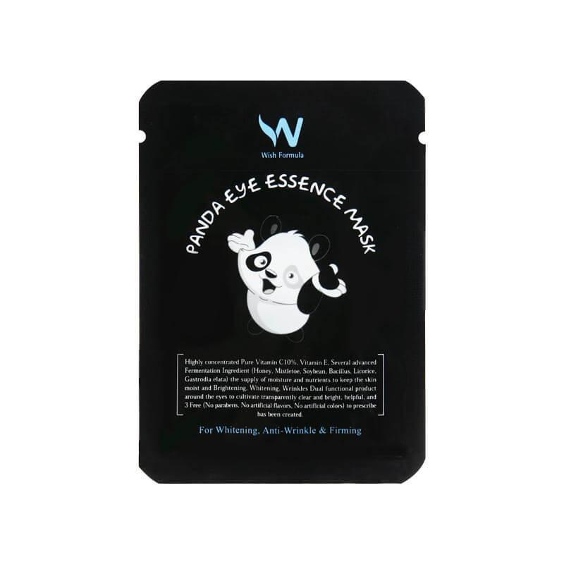 WISH FORMULA  Panda Eye Essence Mask - Philosophy Glow