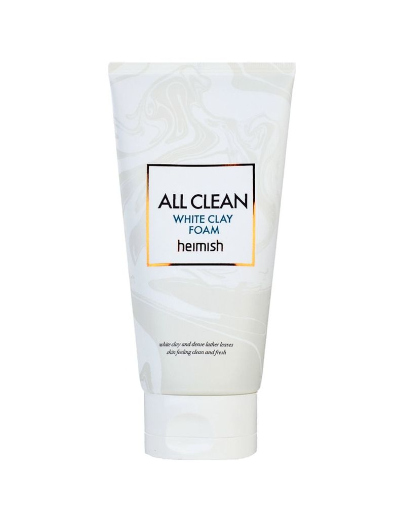 HEIMISH All Clean White Clay Foam - Philosophy Glow