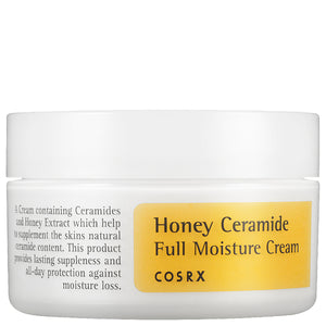 COSRX Honey Ceramide Full Moisture Cream - Philosophy Glow