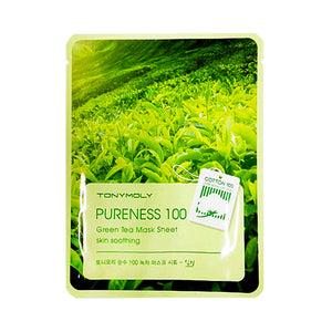 TONYMOLY Pureness 100 Mask Sheet - Assorted - Philosophy Glow