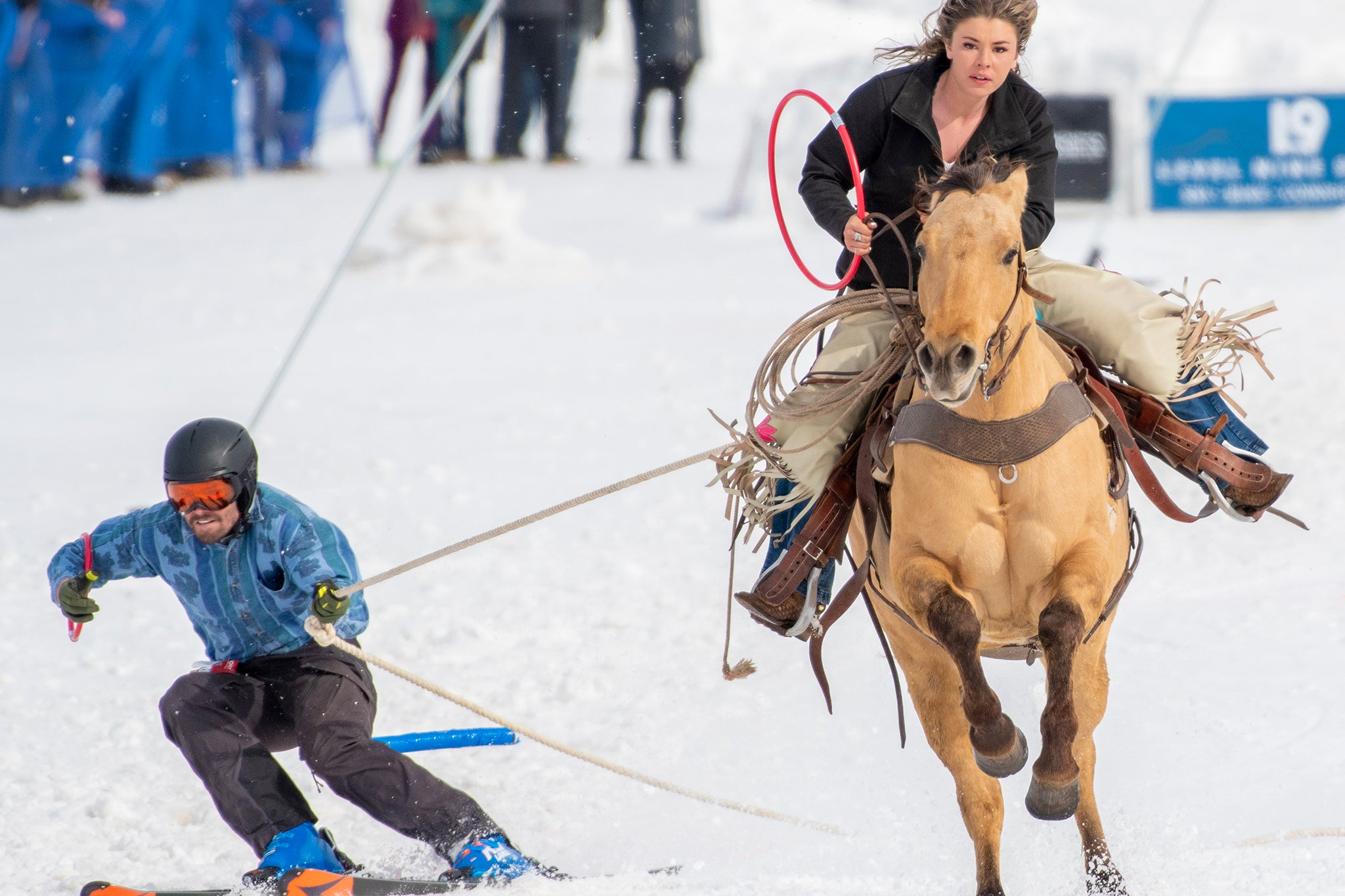 SKIJORING UTAH 2021 | TEAM SIGN-UP