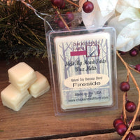 fireside wax melts