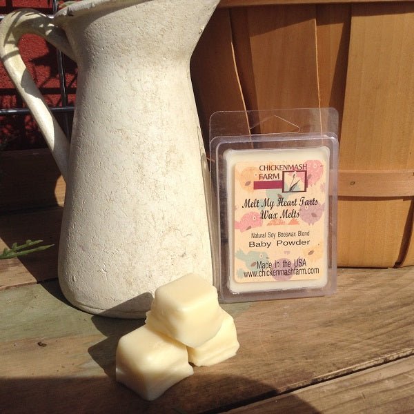 baby powder wholesale wax melts