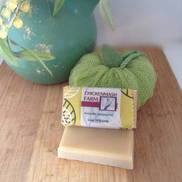 Wholesale soap bar Avocado Lemongrass Soap