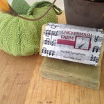 herbal goat milk soap