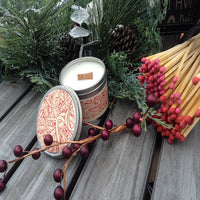 peppermint candle wholesale seasonal candles