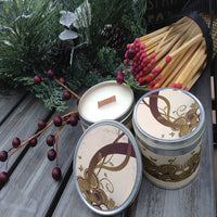 gingerbread wholesale scented holiday candles