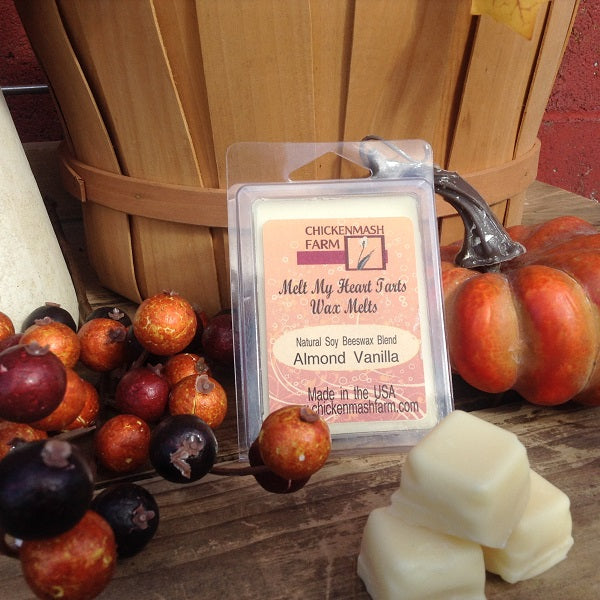 almond vanilla wholesale wax melts
