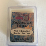 Maple Chai wholesale wax melts