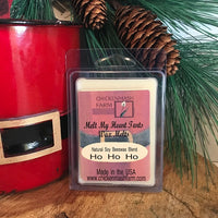 Ho Ho Ho Holiday Scented Wax Melts