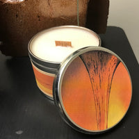 Honey Bourbon Wholesale Candles | Wood Wick | Soy Candles