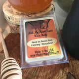 Honey Bourbon Wholesale Wax Melts and Tarts