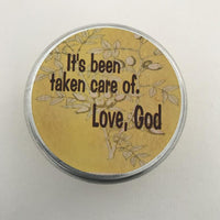 Inspirational Candles | Amazing Grace | It's Been Taken Care Of