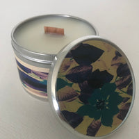lavender vanilla wooden wick candles wholesale