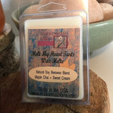 Maple Chai Sweet Cream Wholesale Wax Melts and Tarts
