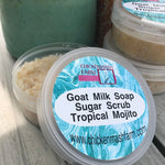 wholesale sugar scrubs