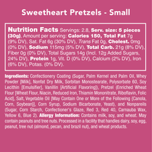 Load image into Gallery viewer, CANDY CLUB - Sweetheart Pretzels