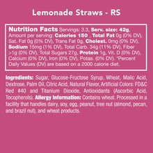 Load image into Gallery viewer, CANDY CLUB - Lemonade Straws