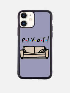 PIVOT LAVENDER iPhone Case