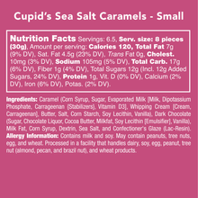 Load image into Gallery viewer, Candy Club - Cupid's Sea Salt Caramels