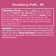 Load image into Gallery viewer, CANDY CLUB - Strawberry Puffs