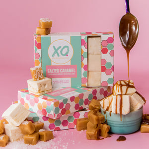 XO Marshmallows - SALTED CARAMEL