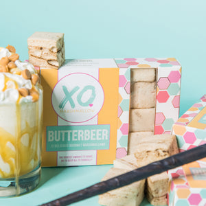XO Marshmallows - BUTTERBEER