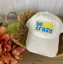 Load image into Gallery viewer, C.C. Beach Crazy Hat (Multiple Colors)