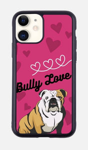 BULLY LOVE iPhone Case