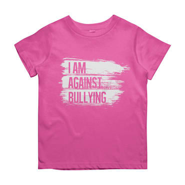 PINK SHIRT DAY - IAM AGAINST BULLYING