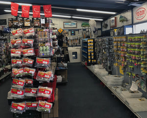 Shop for Lures, Jigs & Plastics