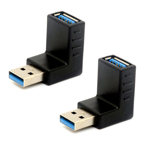 USB Right Angled UP Adapter